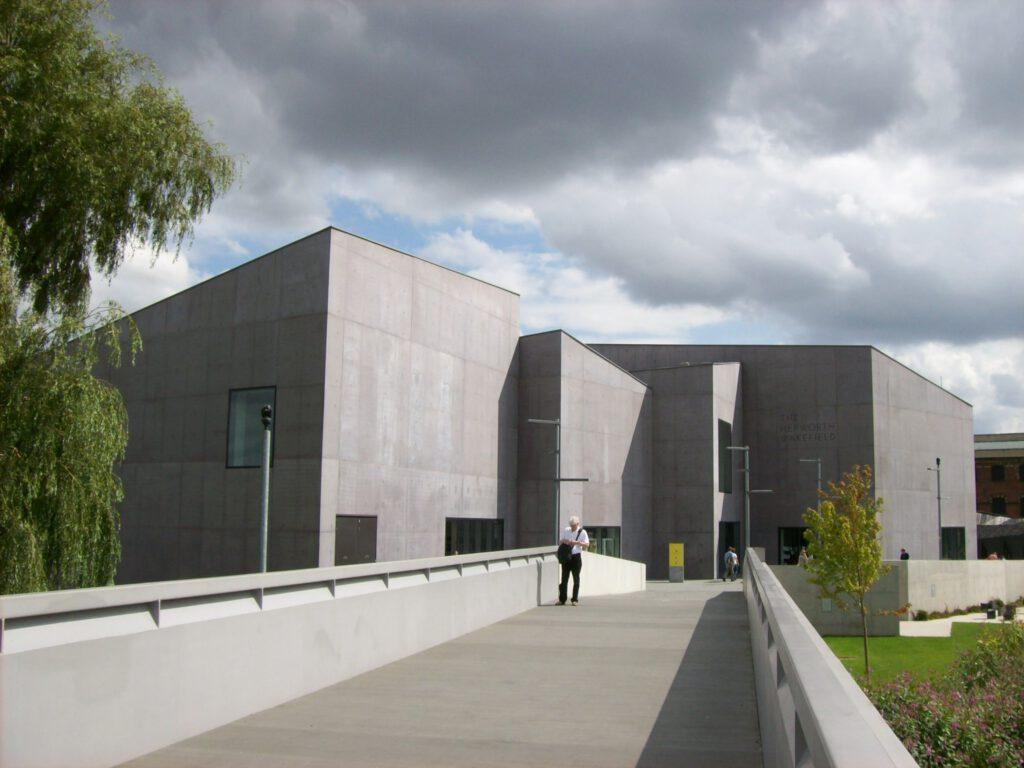 Das Hepworth-Museum in Wakefield